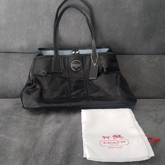 Coach Bag with Dustbag